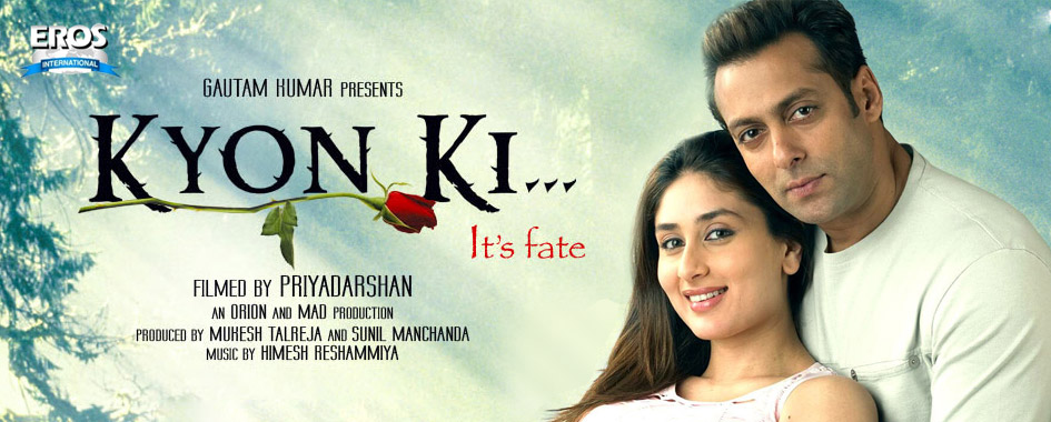 Watch Kyon Ki Hindi Action Movie Live Online With High Quality At Movies Online